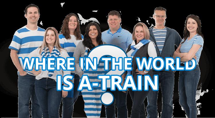 Where's A-Train