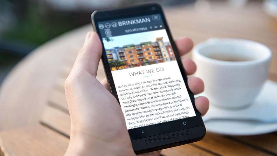 Brinkman Mobile Phone