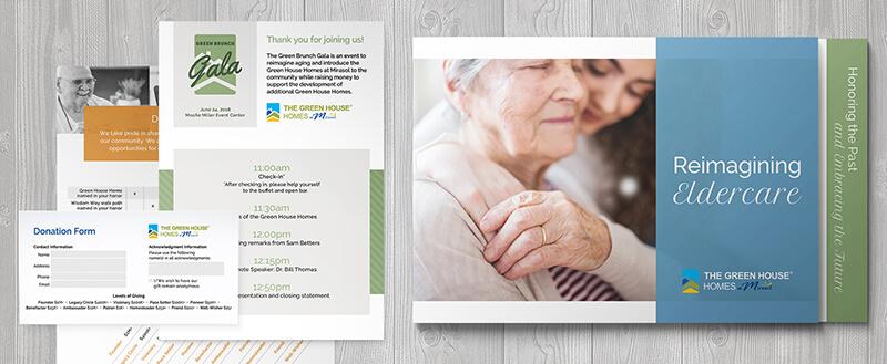 Campaign print materials