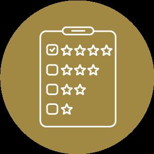 icon showing score sheet